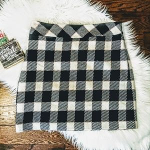 Womens Ann Taylor Loft Wool Skirt Sz 8 NWT